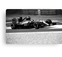 Formula 1 Canvas Print