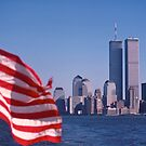 In better days, New York, World Trade Centre, 1978. by johnrf