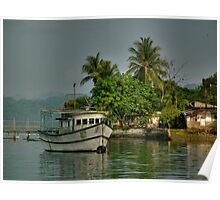 Costa Rican Living Poster
