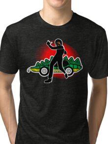 Go, Franky, Go! Tri-blend T-Shirt