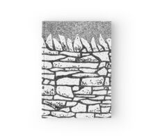 Stone wall Hardcover Journal