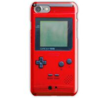 Gameboy iphone Case iPhone Case/Skin
