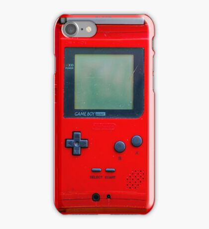 Gameboy iphone Case iPhone Case/Skin