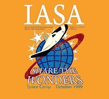 IASA Space Camp  Unisex T-Shirt