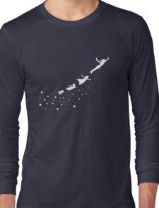 Peter Pan Flying Long Sleeve T-Shirt