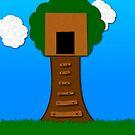 Tree House by Bernard Mesa