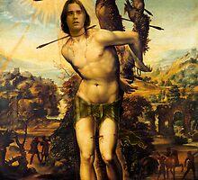 St. Jordan Catalano by ambervallone