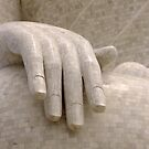 THE HAND OF BUDDHA by Karen Stackpole