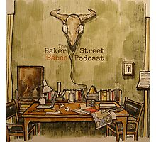 The Skull: Baker Street Babes Photographic Print