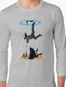 Infinite Loop Long Sleeve T-Shirt
