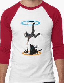 Infinite Loop Men's Baseball ¾ T-Shirt
