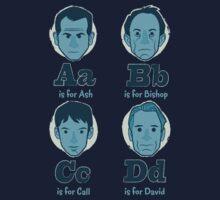 Android Alphabet T-Shirt