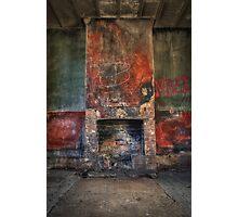 Ben Bullen's waiting Photographic Print