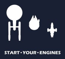 Start Your Engines by moali