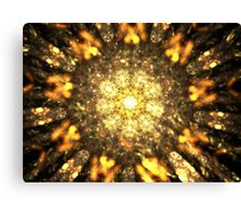 Angel Sparkles Canvas Print