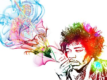 Jimmy Hendrix by TheDigArtisT