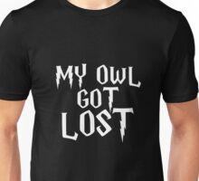 My Owl Got Lost Unisex T-Shirt