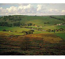 Yorkshire Dales, England, UK, 1980s. Photographic Print