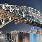 Sydney Harbour Bridge by KeithMcInnes