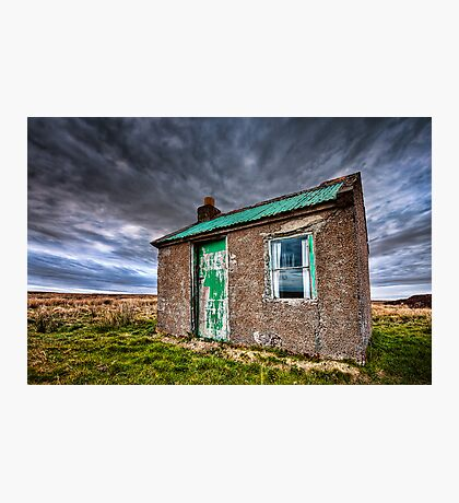 The Shieling Photographic Print