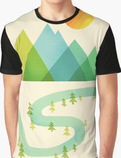 Bend in the River Graphic T-Shirt