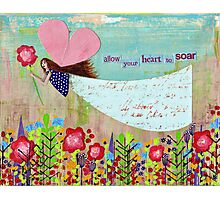 Allow Your Heart To Soar Photographic Print