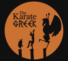 The Karate Greek Kids Tee