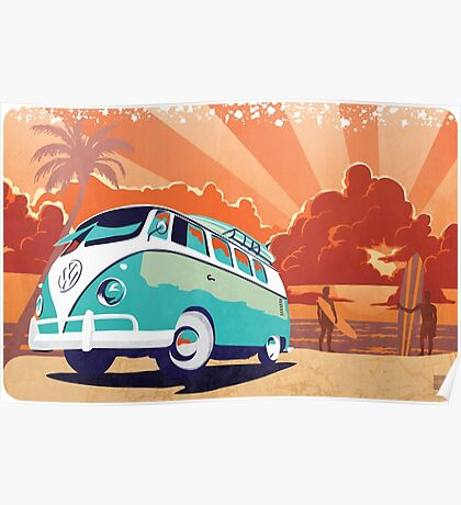 Eternal Kombi Summer Poster