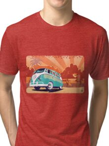 Eternal Kombi Summer Tri-blend T-Shirt