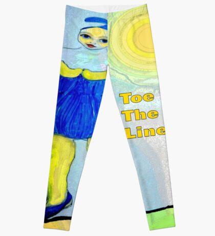 Toe The Line Leggings