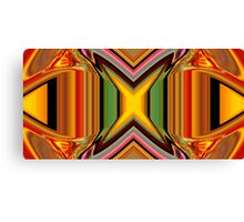 "the ""X"", digital art 008 Canvas Print"