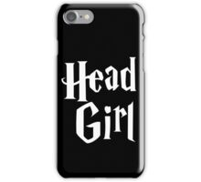 Head Girl iPhone Case/Skin