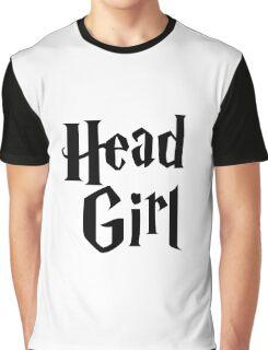 Head Girl Graphic T-Shirt
