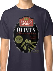Olives in Cortexiphan Classic T-Shirt