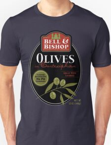 Olives in Cortexiphan T-Shirt