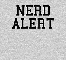 Nerd Alert Funny Quote Unisex T-Shirt