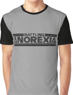 Battlestar Galactica Parody - Battling Anorexia - Fat Club  Graphic T-Shirt