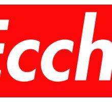 Ecchi Sticker
