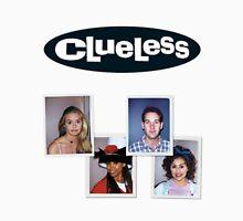 Clueless Polaroids Unisex T-Shirt