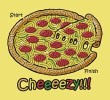 Maze Shirts: Cheeezy! by melaiken