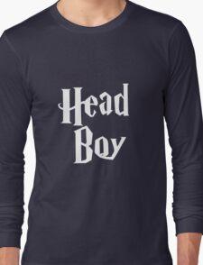 Head Boy Long Sleeve T-Shirt