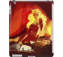 Witch of the Flame iPad Case/Skin