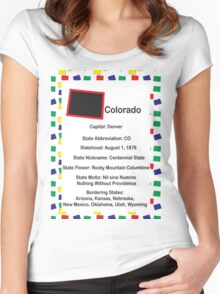 Colorado Information Educational Women's Fitted Scoop T-Shirt