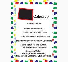 Colorado Information Educational Unisex T-Shirt