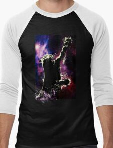 galactic tiger Men's Baseball ¾ T-Shirt