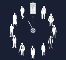 Doctors clock by bomdesignz