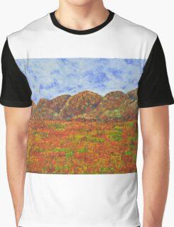 025 Landscape Graphic T-Shirt