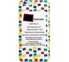 Colorado Information Educational iPhone Case/Skin