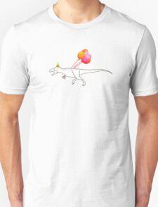 Party Daspletosaurus desperatus T-Shirt