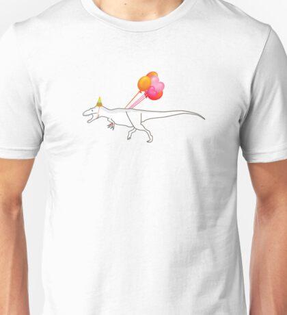 Party Daspletosaurus desperatus Unisex T-Shirt